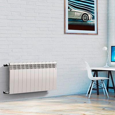 Монтаж систем отопления в офисе